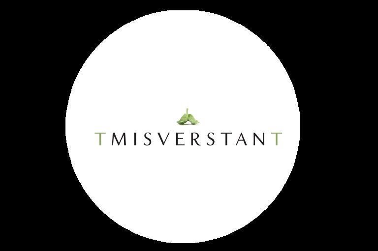 t Misverstant logo