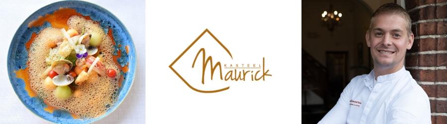 gerecht en chef Kasteel Maurick