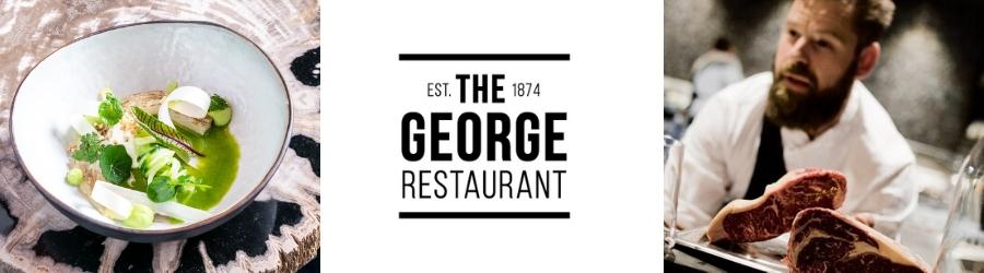 Gerecht en chef van The George